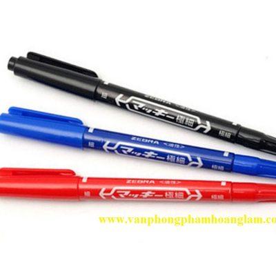Bút lông dầu kim Zepra xuất xứ nhật bản