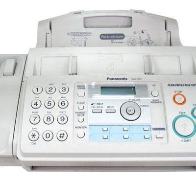 Chuyên thay Film máy Fax Panasonic KX-FP 701 – KX-FP711